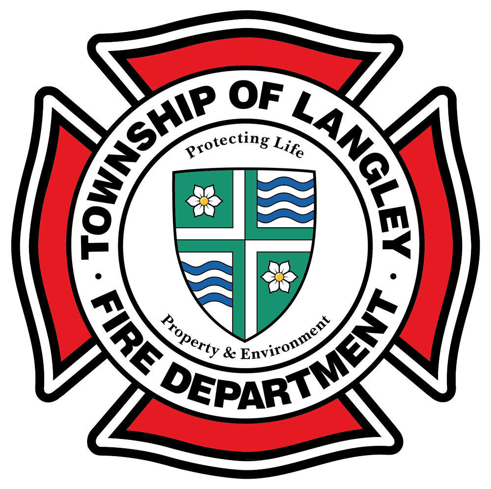 Township of Langley Fire Department logo