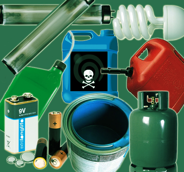 Deadly Household Items: Household Hazardous Waste