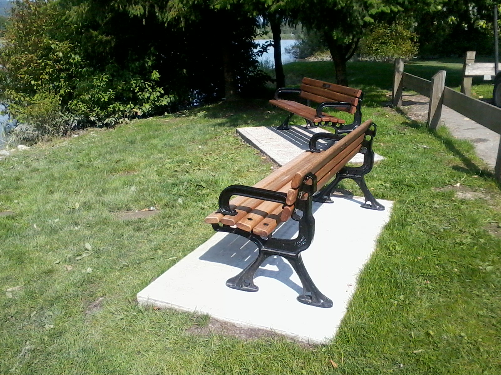 Park Benches