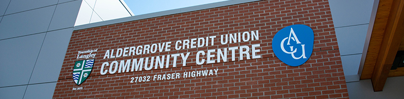 Aldergrove Credit Union Community Centre