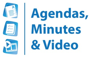 Agendas, Minutes, and Video