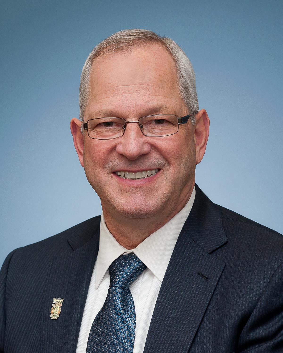 Mayor Jack Froese