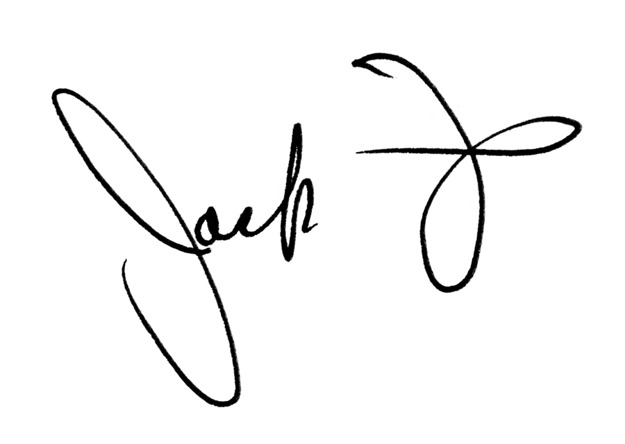 Mayor Frose Signature